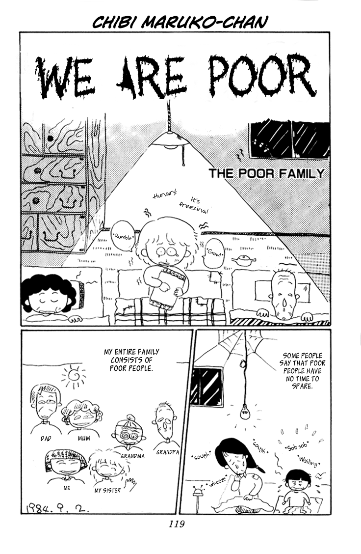 Chibi Maruko Chan - Chapter 11