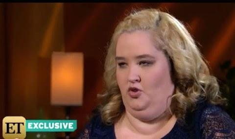 la mamma di honey boo boo confessa, l'intervista verità