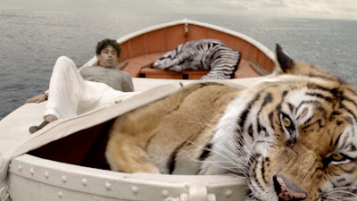 Life of Pi DVD