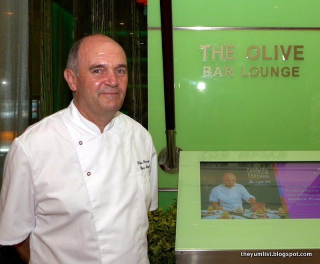 the olive genting