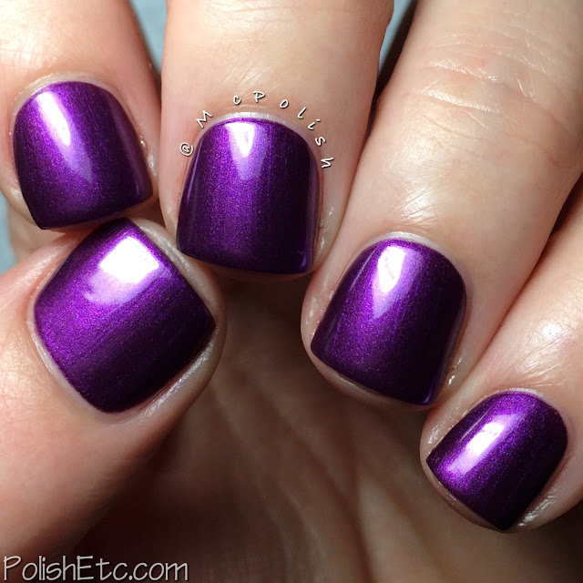 Lisa Nail Lacquer - Fall/Winter 2015 Collection - McPolish - Sorry, Not Sorry