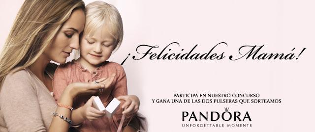 Sorteo Pandora Thader
