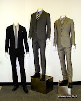 Suits at Indochino pop-up