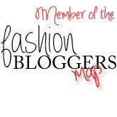 Member of the Fashion Blogger Map