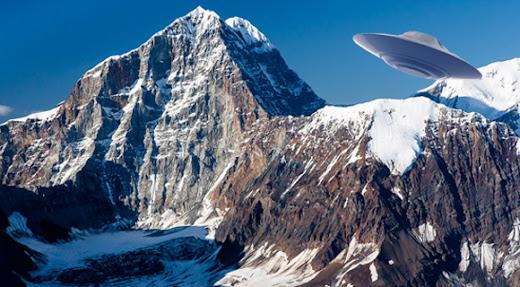 Visualizador Remoto Una de las mayores bases extraterrestre se encuentra en Alaska