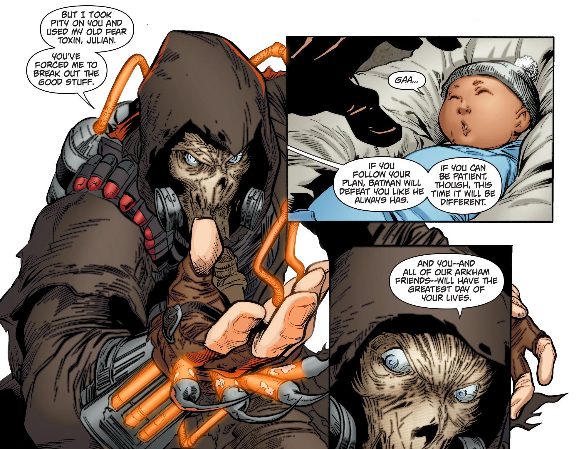 Batman: Arkham Knight [I] Issue #32 #34 - English 12