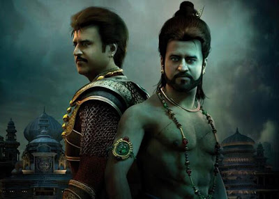 Rajini double role