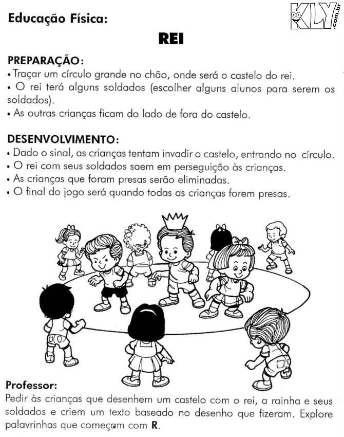 Preferência Atividade de Educação Física - Criança Feliz e Alfabetizada OU35