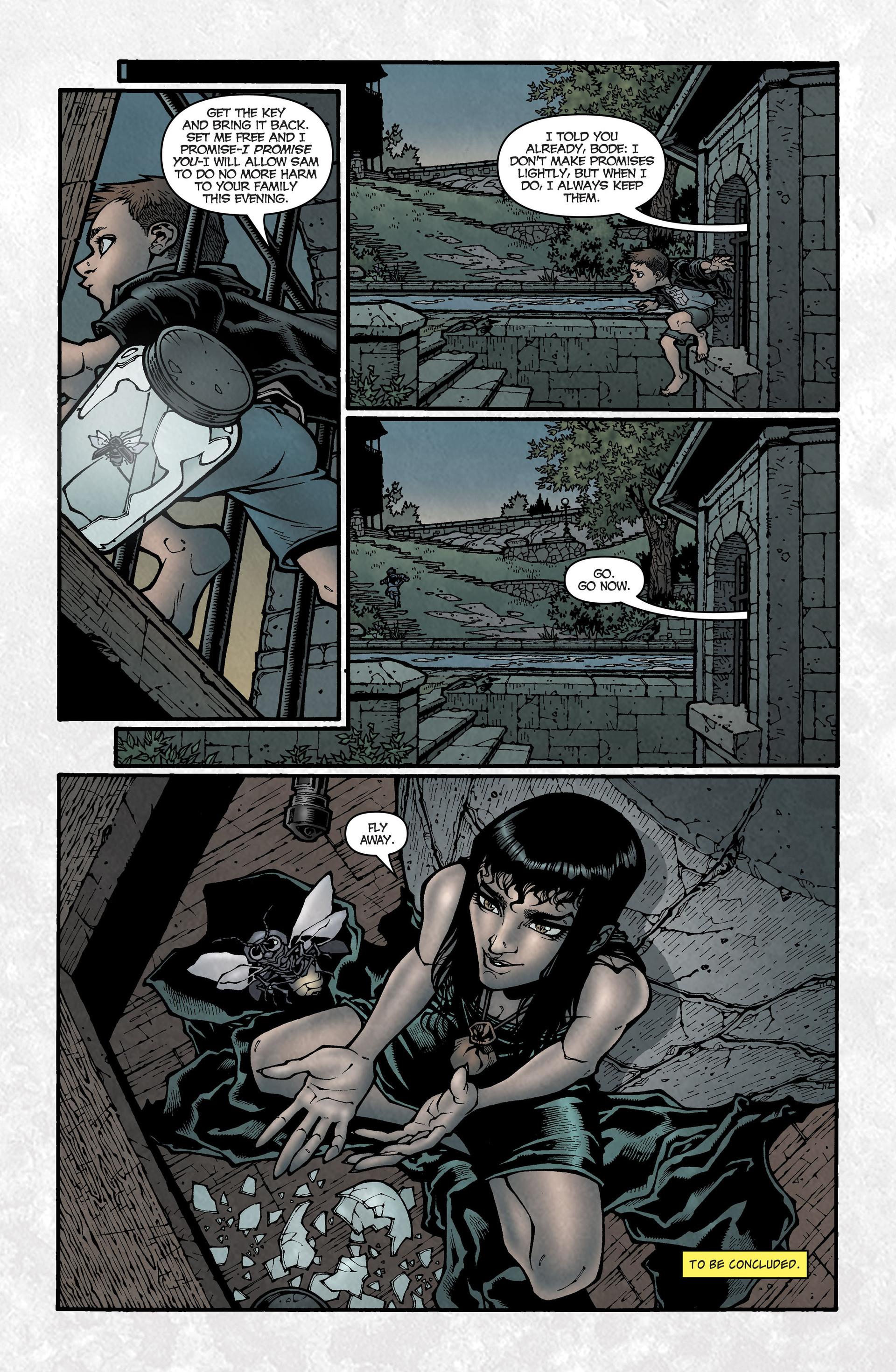Locke & Key (2008) Issue #5 #5 - English 25