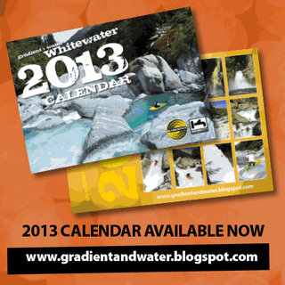 Whitewater Calendar 2013