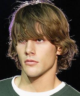 cabelos para homens