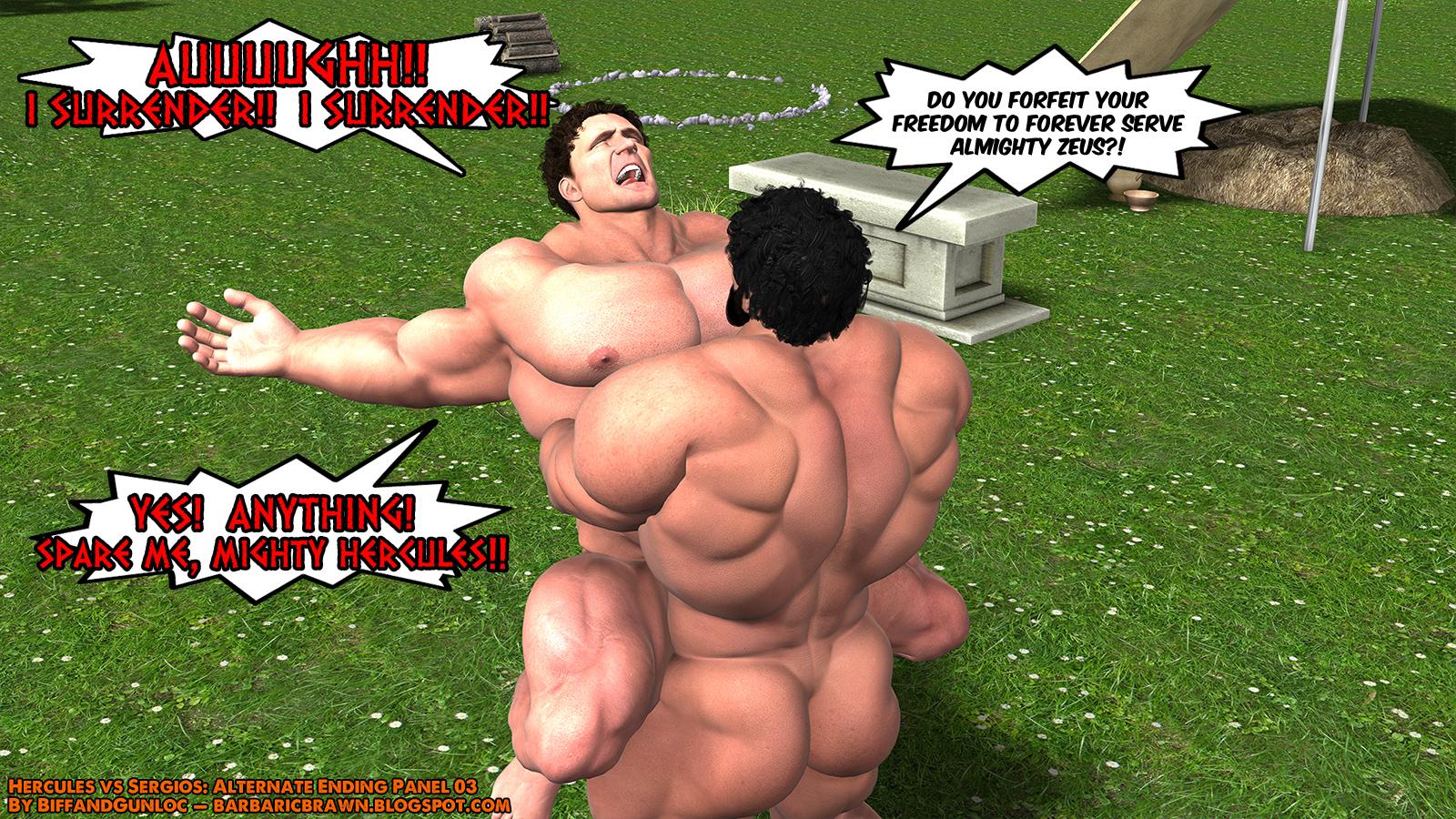 Zeus Almighty Porn 120