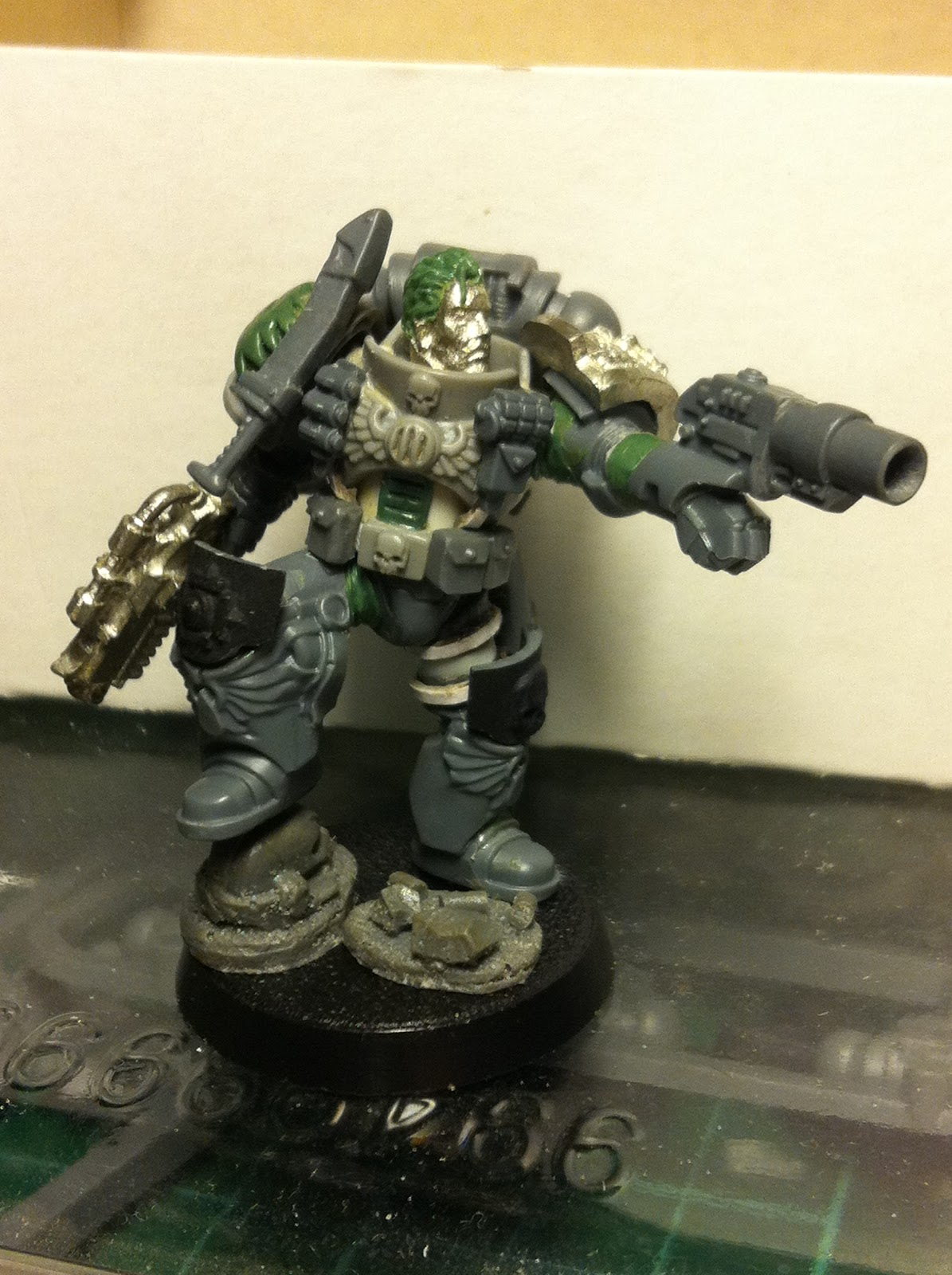 Shaken Not Stunned Deathwatch Wip For 40k Role Play