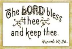 The Lord Bless Thee
