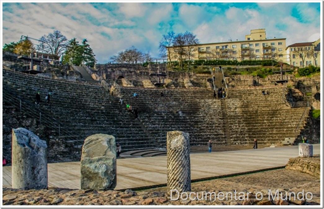 Cidade romana de Lugdunum