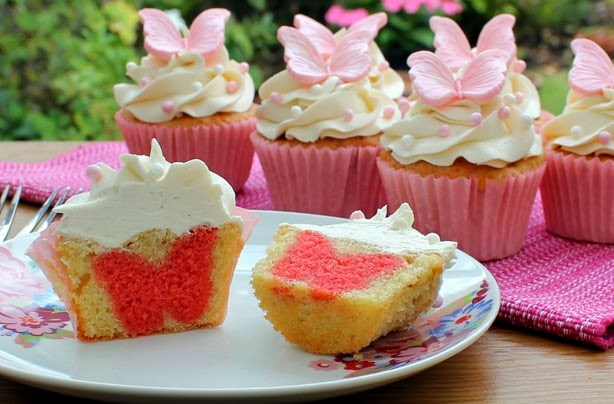 recetas para hacer cupcakes,recetas para cupcakes,receta para cupcakes