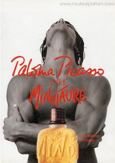 Perfume Masculino Minotaure