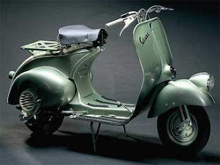 Vespa 125cc V1T