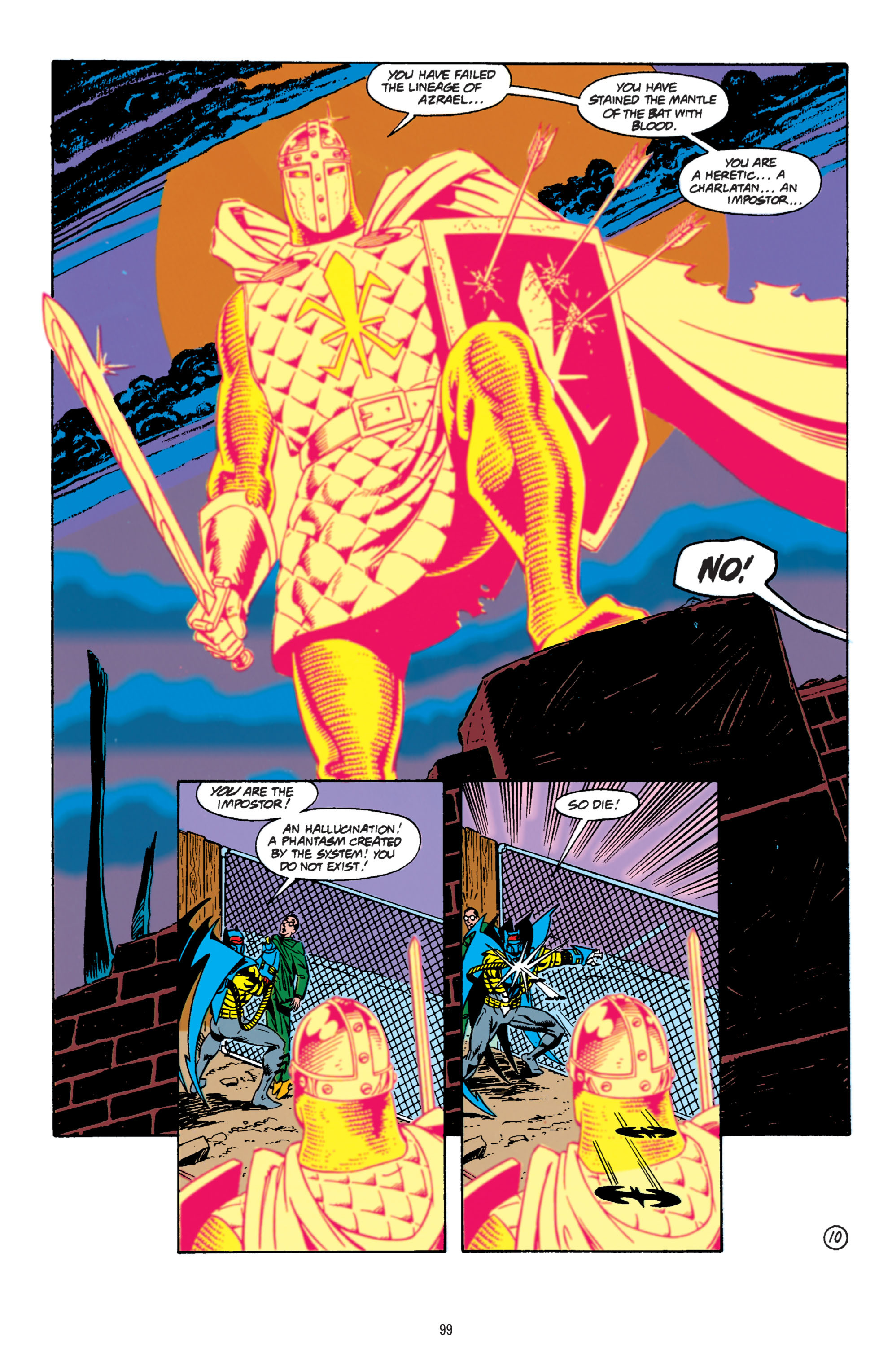 Detective Comics (1937) Issue #676 Page 11