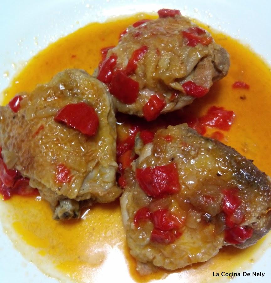 Pollo guisado: una receta sencilla y sabrosa