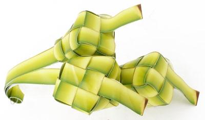 gambar ketupat