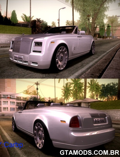 Rolls Royce Phantom Series II Drophead Coupe 2012