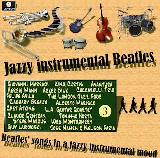 Cd Jazzy Instrumental Beatles - Vol. 3 (2015) Jazzy%2Bv3%2Bfront
