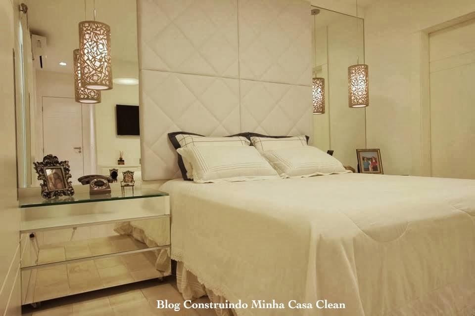 Construindo Minha Casa Clean Top 10 Quartos de Casal Decorados e Modernos!