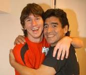 Messi vs Maradona .. Amazing Similarities