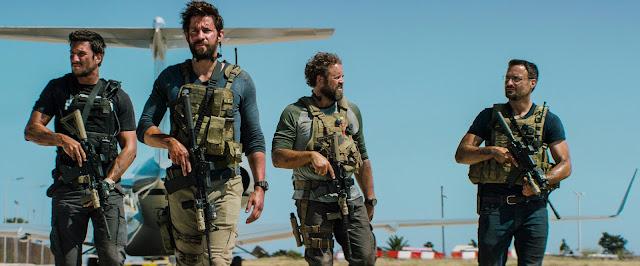 Tráiler final español de '13 horas: Los soldados secretos de Bengasi'