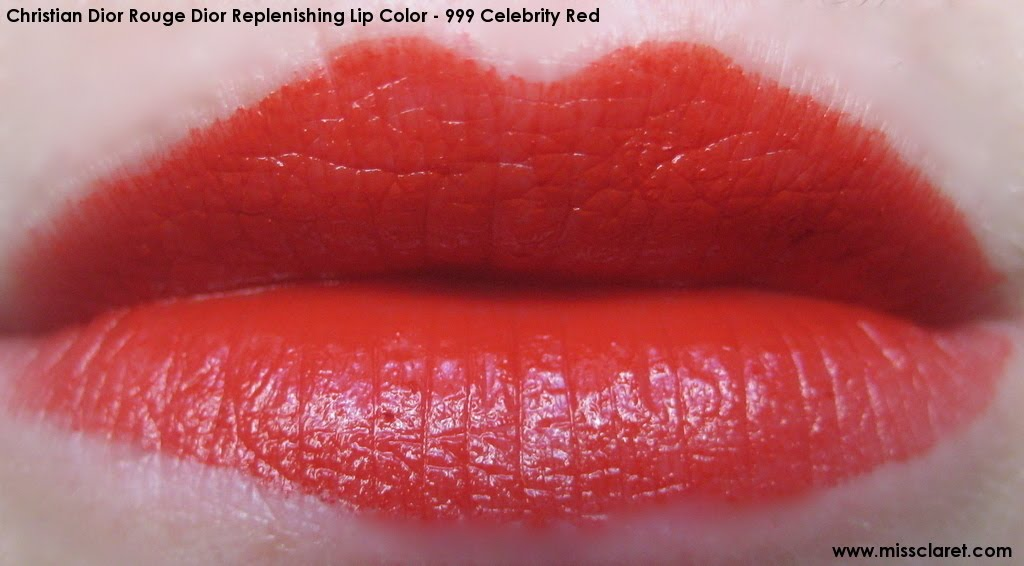 Dior Rouge Dior Couture Colour Lipstick .04 oz. Mini - 999 ...
