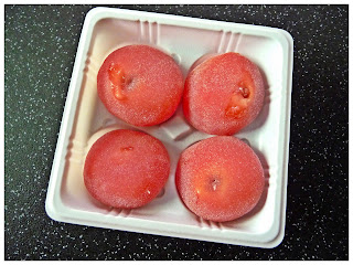 Bourbon Strawberry Mochi Chocolat