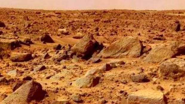 NASA Curiosity Menemukan Sampel Tanah Mirip Bumi