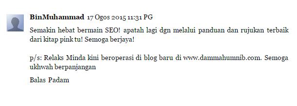 Lindungi Blog Anda