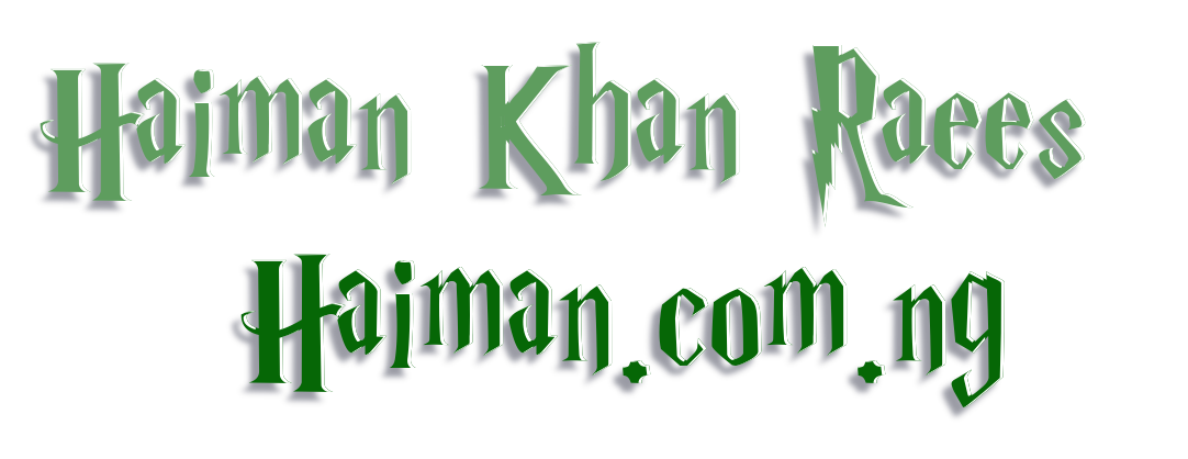 Haiman Khan Raees