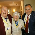 Gwynoro, Shirley Williams & Mark
