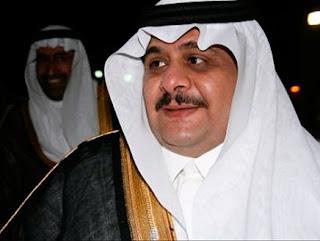 الفقيد الأمير تركي بن سلطان نائب وزير الإعلام السعودي