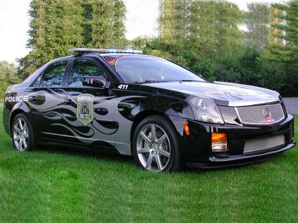 Foto Mobil Mewah Polisi Di Dunia