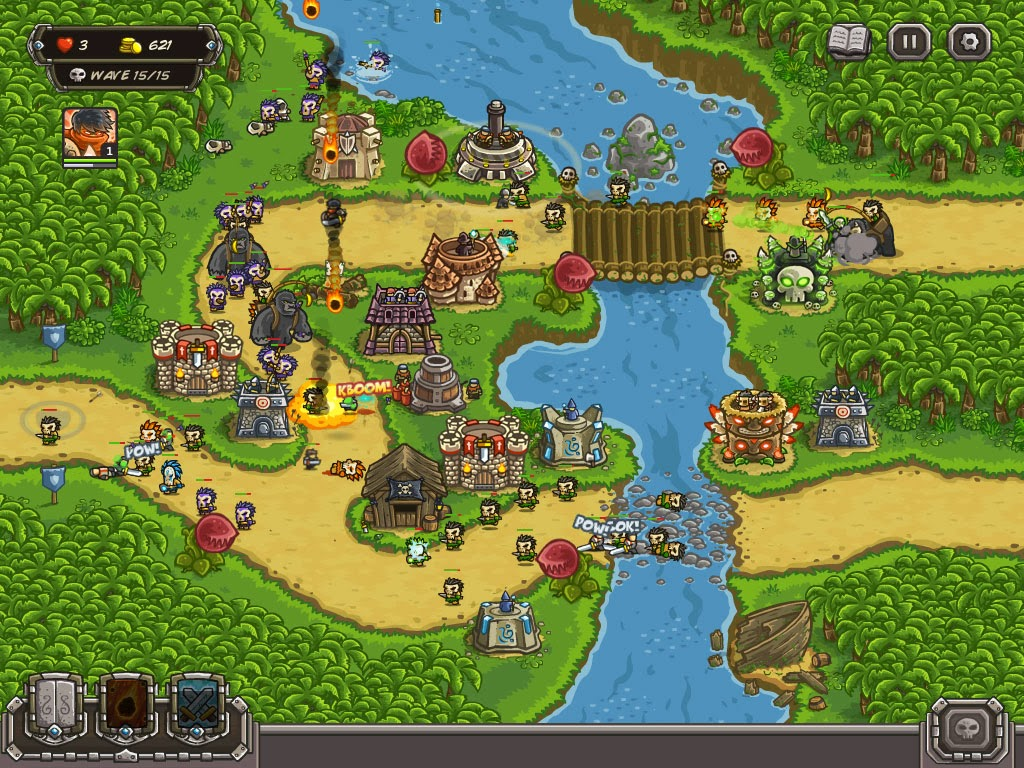 Kingdom Rush Tower Defense