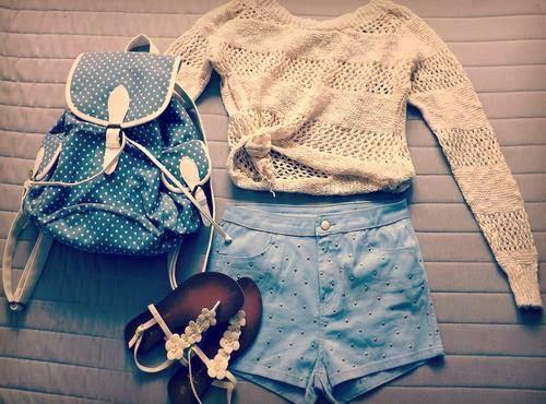 Bag, Shoes, Shirt,shorts...