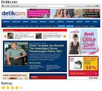 Situs Portal Berita Online Populer Indonesia