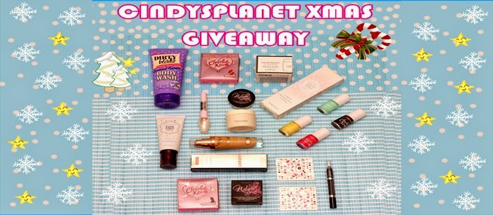 International Christmas Giveaway