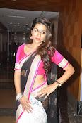 Shaddha das glamorous photos in saree-thumbnail-13