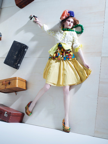 fashion photography by siren lauvdal