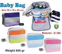 gambar baby bag organizer,gambar tas bayi,gambar tas perlengkapan bayi,gambar tas organizer bayi