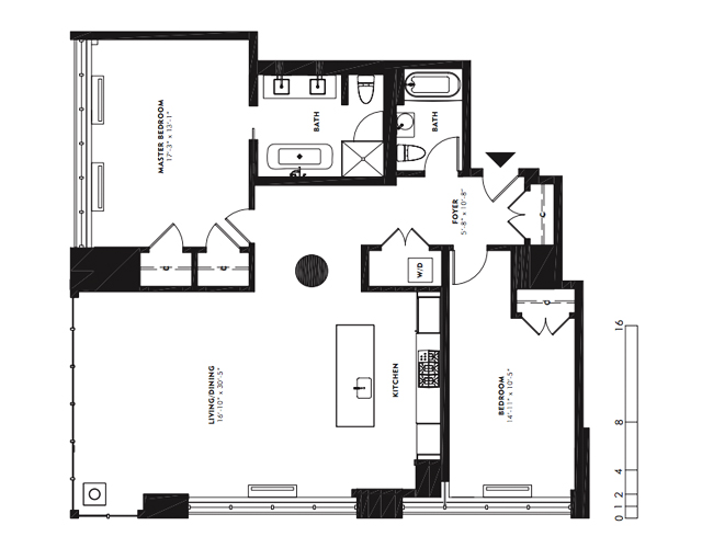 Floor Plans For 1200 Square Foot House also Under 1000 Sq Ft House Plans Log Home in addition Ikea 400 Sq Ft Floor Plan also 400 Sq Ft Tiny House On Trailer Plans also 250 Sq Ft Tiny House Floor Plans. on studio apartment floor plans 400 square feet