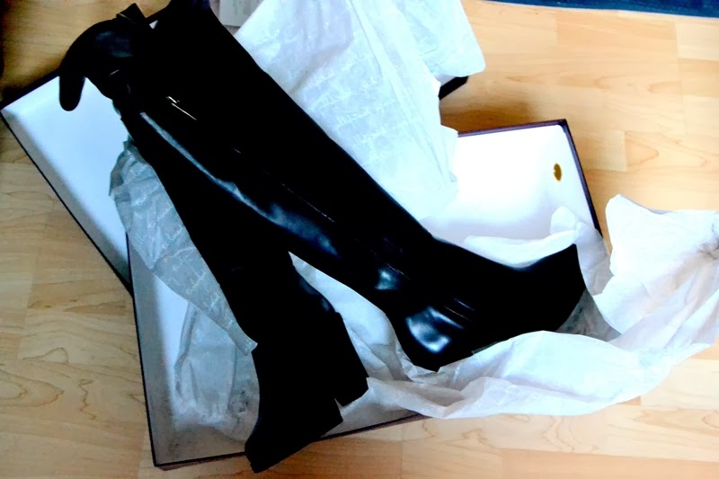 booots duo fashion style black