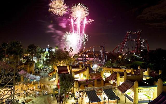 Summer Nights Busch Gardens Orlando