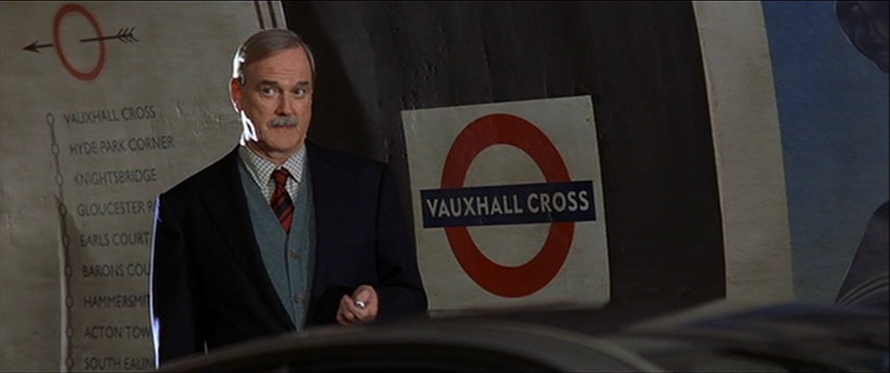 James Bond Locations An Abandoned Station Vauxhall Cross