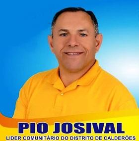 PIO JOSIVAL APOIO CULTURAL